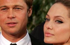 Golden Globe Awards - Angelina Jolie