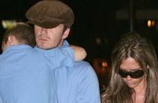 Victoria y David Beckham viviran en EE.UU
