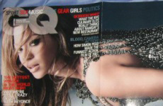 Beyonce en GQ, Feb 2007 (UK)