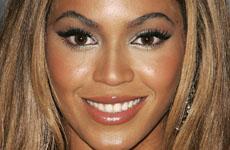 La peluca y pose de Beyonce