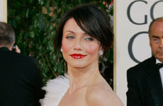 Golden Globe Awards - Cameron Diaz