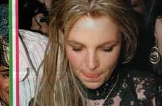 "Britney Spears tiene ""lindos"" pies"