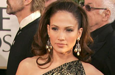 Golden Globe Awards – Jennifer Lopez
