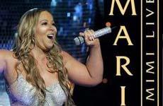 Mariah Carey y su Nuevo Disco (caratula)