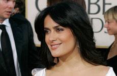 Golden Globe Awards – Salma Hayek