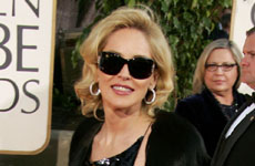 Golden Globe Awards – Sharon Stone