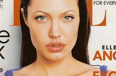 Angelina Jolie en Elle Magazine UK