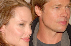 Angelina Jolie y Brad Pitt se casaron!