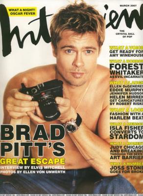 Brad  InterviewCover