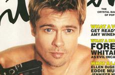 Brad Pitt en Interview Magazine