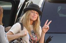 Fergie es un Drag Queen (transfor)