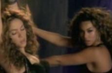 Beautiful Liar – Shakira & Beyonce (pics)