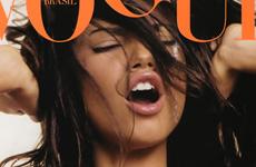 Adriana Lima en Vogue Brasil