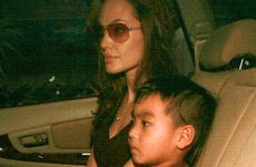 Pax, el nuevo hijo de Angelina Jolie