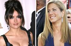 Salma y Jennifer: Mejor escena de desnudo