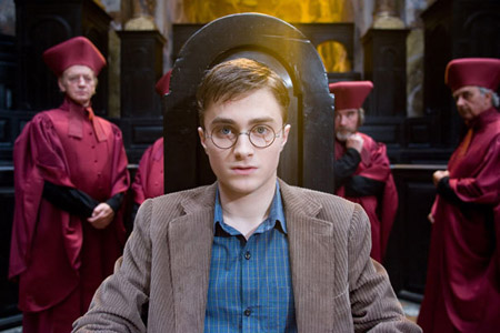 Harry Potter & The Order Of The Phoenix (pics)