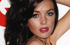 Lindsay Lohan en GQ (fotos)