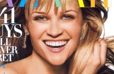 Reese Witherspoon en Haper's Bazar