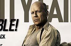 Bruce Willis en VanityFair (cover)