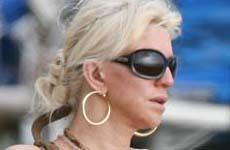 Courtney Love Niega cirugía plástica