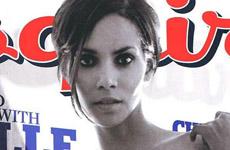 Halle Berry en Squire Magazine