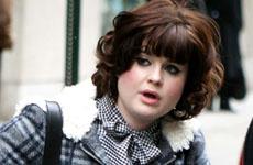 Kelly Osbourne se equivoca de fiesta