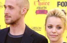 Ryan Gosling y Rachel McAdams no terminaron