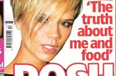 Posh, Victoria Beckham habla sobre su dieta