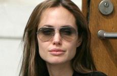 Angelina Jolie se ve saludable