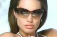 Angelina Jolie - Comercial Shiseido