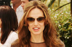 "Angelina Jolie Photocall ""A Mighty Heart"" Cannes"