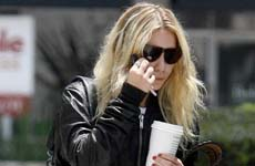Ashley Olsen en Beverly Hills