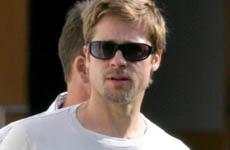 El nuevo tatuaje de Brad Pitt