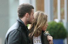 Justin Timberlake y Jessica Biel son pareja