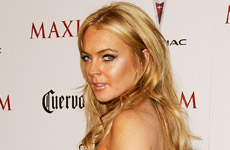 Lindsay Lohan: Fiesta Maxim Hot 100