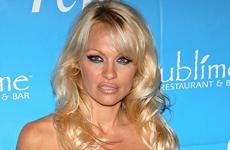 Pamela Anderson celebra sus 40 en Las Vegas