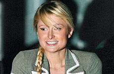 Paris Hilton ya es libre