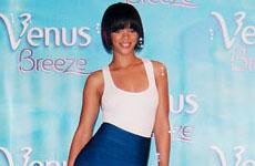 "Rihanna ""Celebrity Legs of a Goddess"""