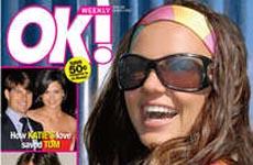 La desastrosa sesión de Fotos de Britney – OK! Magazine