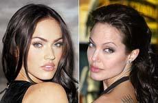 Celebrity look Alikes – Celebridades Parecidas, según Us Magazine