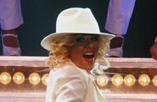 A Christina Aguilera ya se le ve la barriguita
