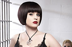Kelly Osbourne y su nueva figura