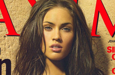 Megan Fox en la Revista Maxim