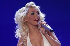 Se confirma embarazo de Christina Aguilera