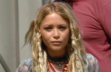 El look Hippie de Mary Kate Olsen