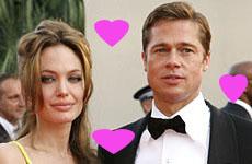 Angelina Jolie y Brad Pitt niegan rumores de ruptura