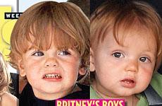 Britney Spears es La Madre del Año. Su crisis afecta a sus hijos.