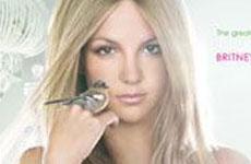 """Britney editada en la promo del perfume """"Believe"""""""
