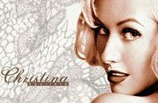 Christina Aguilera y su nuevo perfume