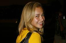 Hayden Panettiere ya tiene 18 primaveras